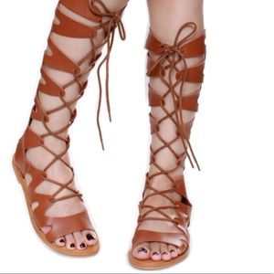 Mossimo Supply So Gladiator Sandals